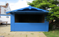 Sheds to fit your space for Gardening tools uckfield