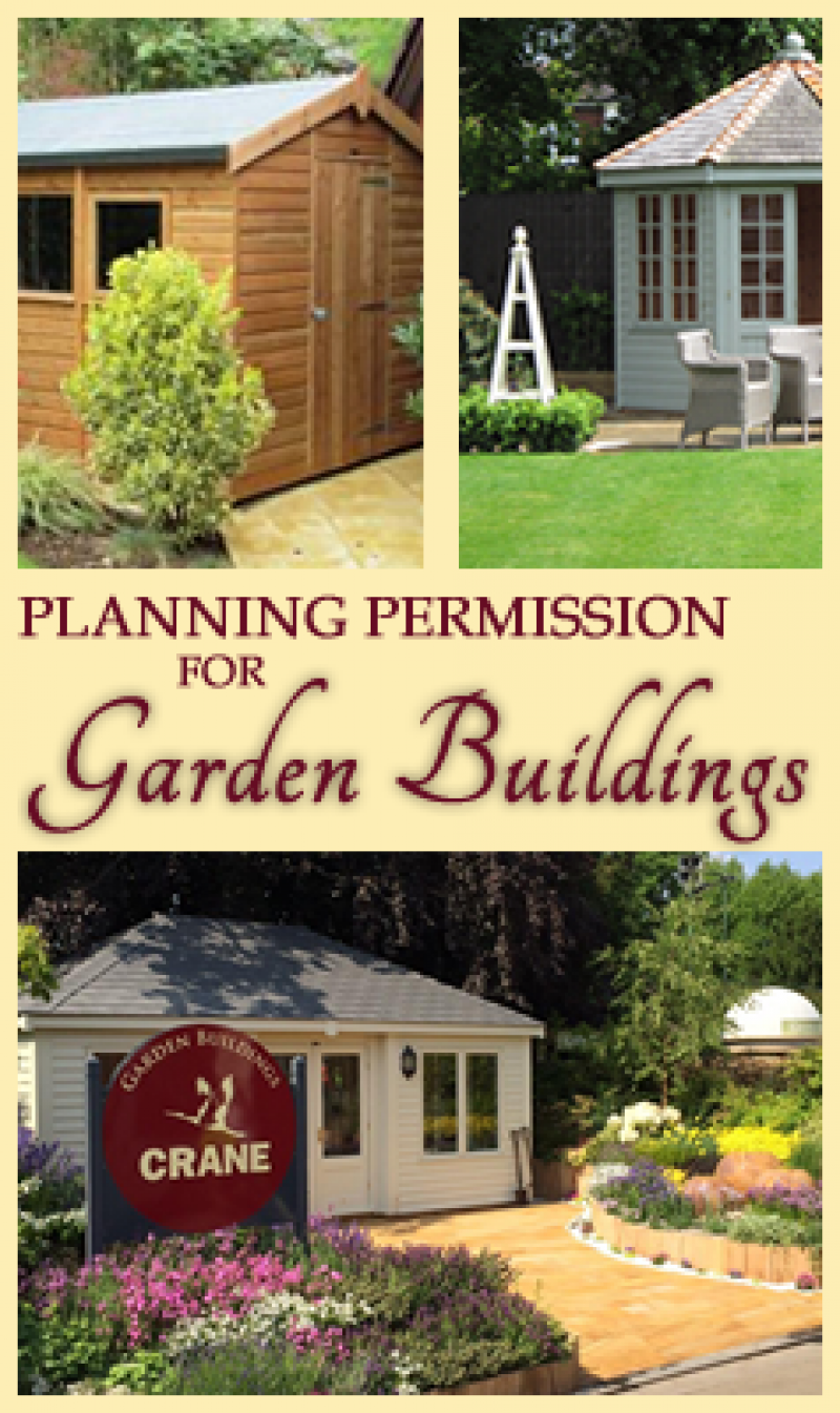 Planning Permission For Sheds