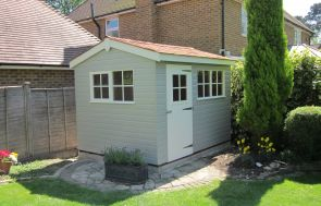 Garden Sheds Uk bespoke garden sheds - design your own online. free delivery