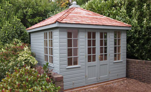 High Quality Wooden Garden Buildings With Free Delivery Installation