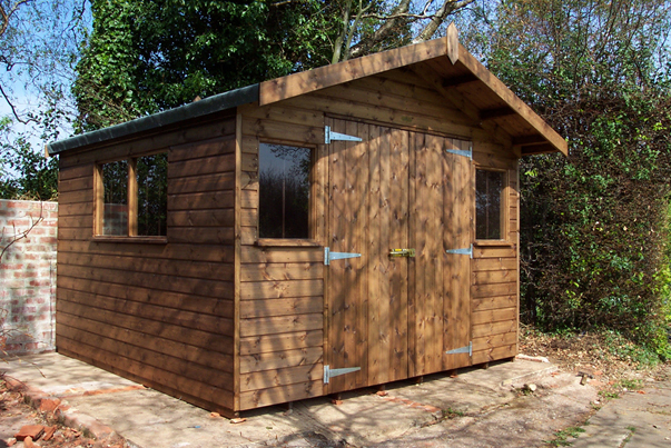Designing a shed roof wood arbor plans free for Well shed plans